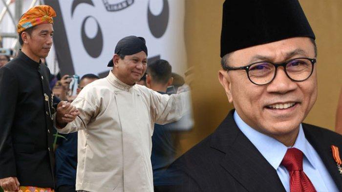 Setelah Zulkifli Ucapkan Selamat ke Ma'ruf, PAN Sebut Menerima Putusan KPU Meski Prabowo-Sandi Kalah