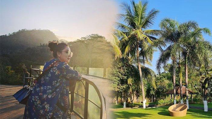 Dinikahi Putra Soeharto, Begini Penampakan Rumah Artis Mayangsari di Kampung Halaman yang Super Luas
