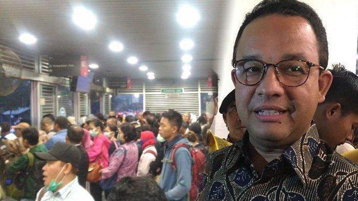 Hadapi Lockdown Jakarta, Anggota Dewan Minta Anies Distribusi Pangan, Siapkan Dana Rp 5 Triliun