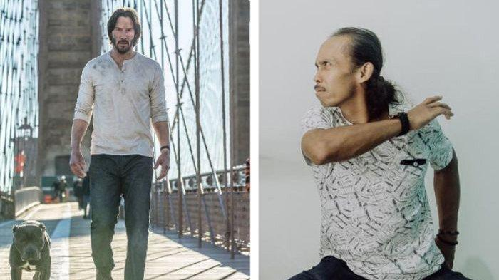 Syuting Bareng Keanu Reeves di John Wick Chapter 3, Yayan Ruhian Ceritakan Sikap Sang Aktor