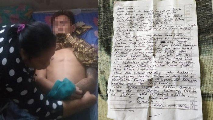 Kasus Bunuh Diri Pria Bertato di Asahan, Psikolog Sebut Korban Jadi Lebih Posesif
