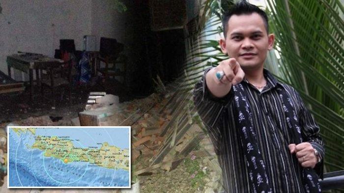 Usai Gempa Jawa, Mbah Mijan Menerawang Lagi, Apa Pun Terjadi Berdoa Setiap Bepergian