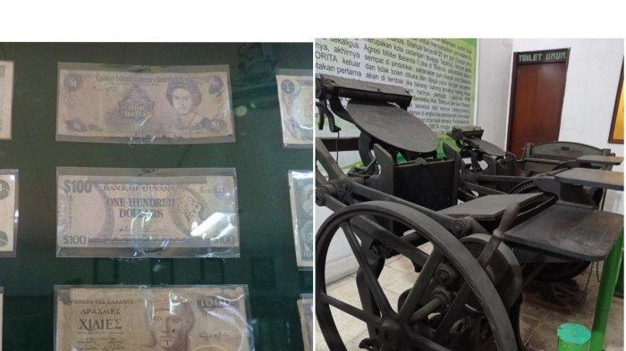 Berwisata Sambil Mengetahui dan Belajar Sejarah Uang di Museum Uang Sumatera
