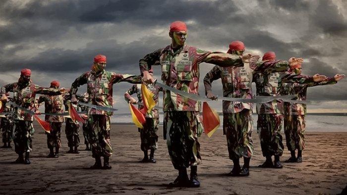 Kisah Kopassus Pernah Buat Pentagon Geger, Baret Merah Dapat Pengakuan Jenderal AS