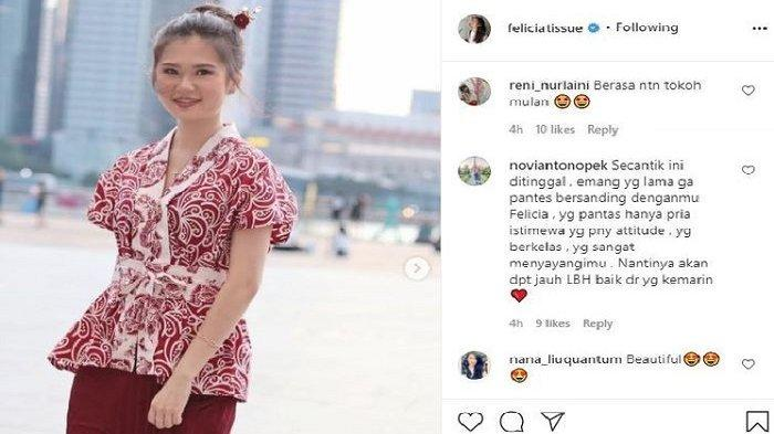 Felicia Tissue Pamer Lakoni Profesi Mentereng Ini, Buktikan Makin Keren Usai Cinta Diputus Kaesang?