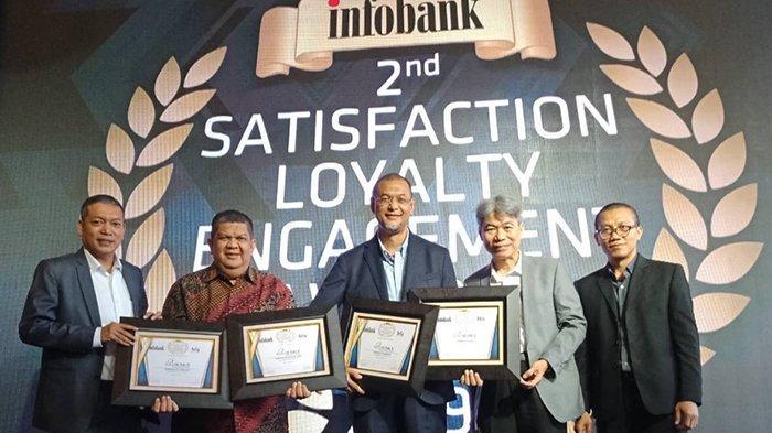 Bank Sumut Dianugerahi Empat Penghargaan