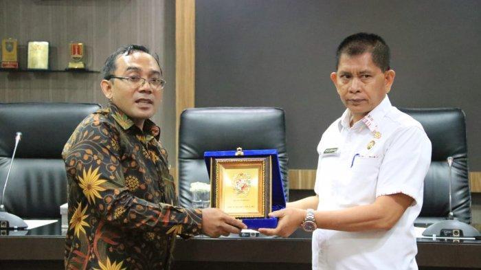 DPRD Kabupaten Sambas Minta Masukan Pengelolaan CSR Ke Pemko Medan