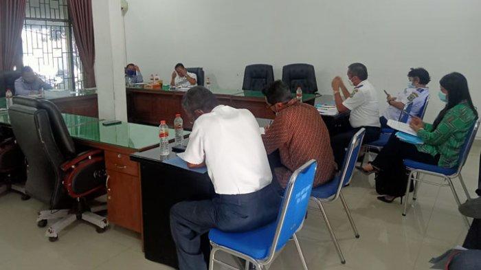 Kadis Perhubungan Siantar Disemprot Anggota Dewan, Disebut Mirip Tukang Parkir saat RDP