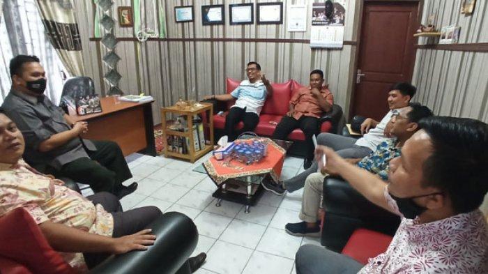 KPU Binjai Harapkan Peran Media dalam Edukasi dan Partisipasi Pemilu