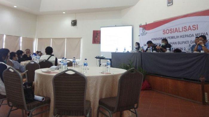 Jelang Debat Kedua Pilkada Karo, KPU Sumut: Pertanyaan Harus Lebih Mengena pada Masyarakat