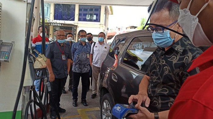 Tinjau Pasokan BBM di Sumbagut, Komite BPH Migas Pastikan Stok Aman Jelang Lebaran