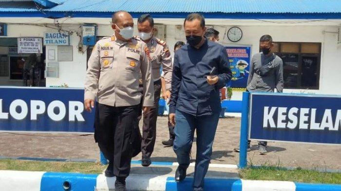 Ketua Komnas HAM Jumpai Kapolres Simalungun: Jurnalis Harus Dilindungi