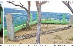 Komplek Makam Papan Tinggi, di Desa Penanggahan Kecamatan Barus, Kabupaten Tapanuli Tengah.