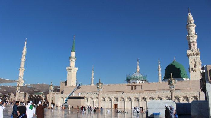 Madinah, Pesona Kota Rasul dan Masjid Nabawi