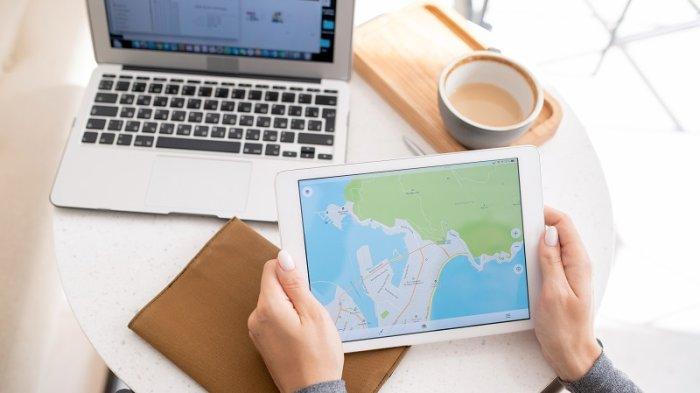 Materi Belajar Geografi SMA Kelas 12 : Komponen dan Analisis Sistem Informasi Geografis