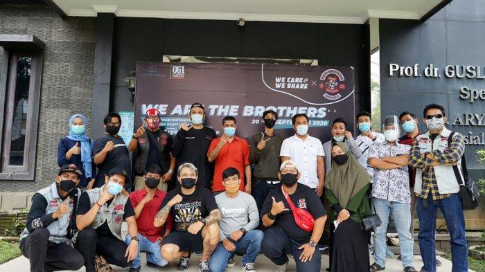 Komunitas di Medan Adakan Sunat Massal dan Operasi Bibir Sumbing Gratis Untuk Kaum Dhuafa