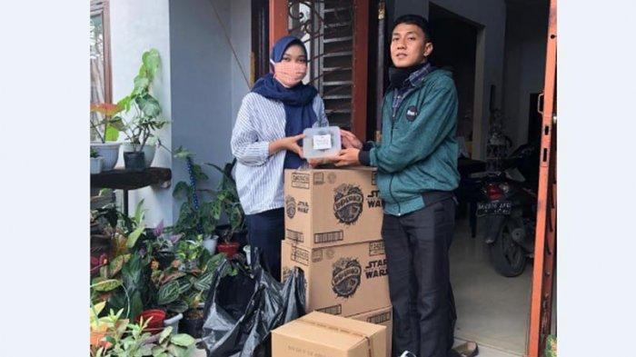 Luncurkan Dapur Sedekah, Komunitas FTS Medan Bagikan 300 Porsi Makan Siang Bagi Kaum Dhuafa