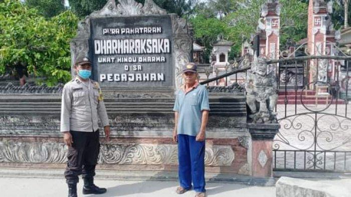 Asal Muasal Komunitas Hindu Bali di Serdangbedagai, Berawal dari Musibah Gunung Agung
