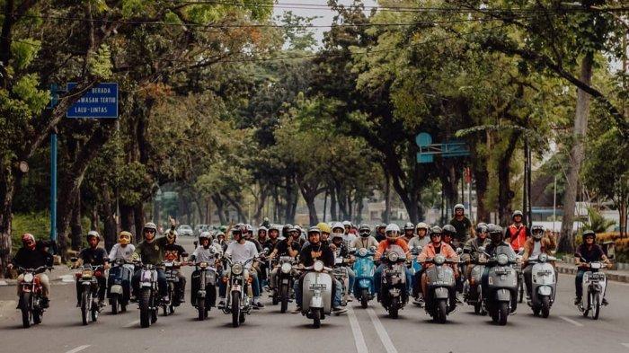 Gelar Riding Bersama, TWBW dan Komunitas Motor Medan Kumpulkan Donasi Untuk Rumah Tahfidz Qur'an
