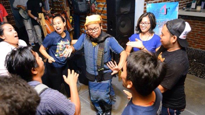 Siantarman Art Festival Wadah Kreatif Anak Muda