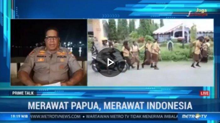 Irjen Pol Paulus Diutus Kapolri ke Papua, Sebut Kondisi Papua dan Papua Barat Aman dan Kondusif