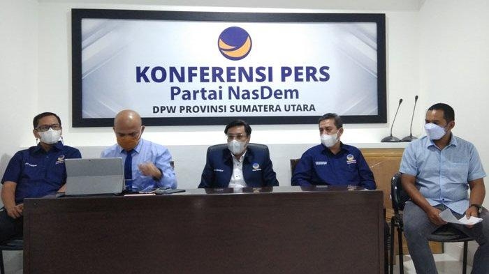 Gugatannya Ditolak Terkait Pilkada, Nasdem Minta Mahkamah Konstitusi Dibubarkan