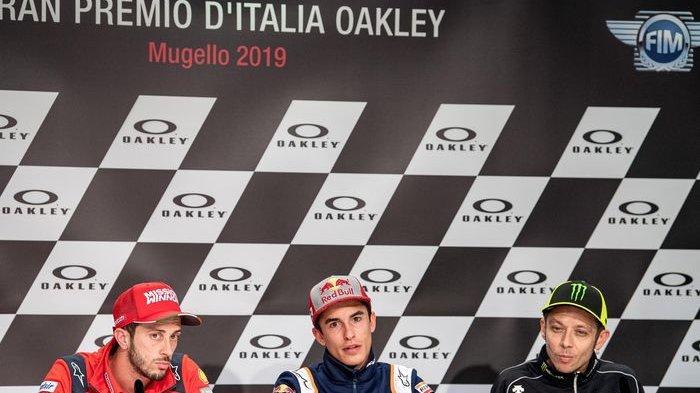 Loris Reggiani Heran dengan Euforia Rossi Saat Naik Podium