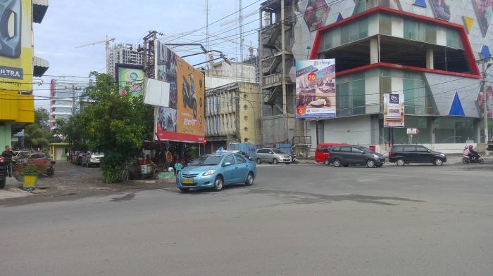 Kasatlantas: Ketika Macet, Kita Akan Urai Kemacetan di Jalan HM Yamin