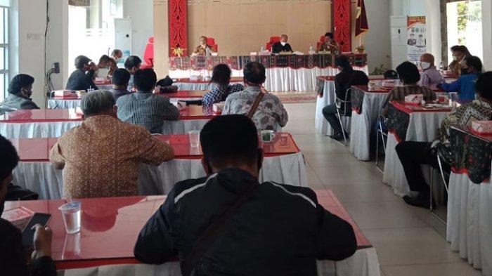 2 Puskesmas di Samosir Tidak Lockdown meski Petugas Kesehatan Terkonfirmasi Covid-19