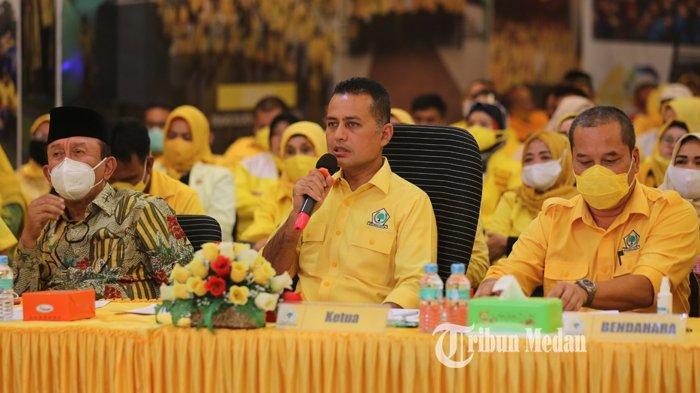 Golkar Juara Umum Pilkada Serentak di Sumut, PDIP Cuma Menang 13 Daerah
