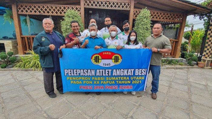 Ketua PABSI Sumut Motivasi Atlet Jelang Berlaga di PON Papua