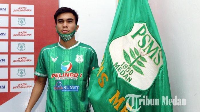 Paulo Sitanggang Kabur dari PSMS Medan, Terancam 5 Tahun Penjara, Borneo Lakukan 'Operasi Senyap'
