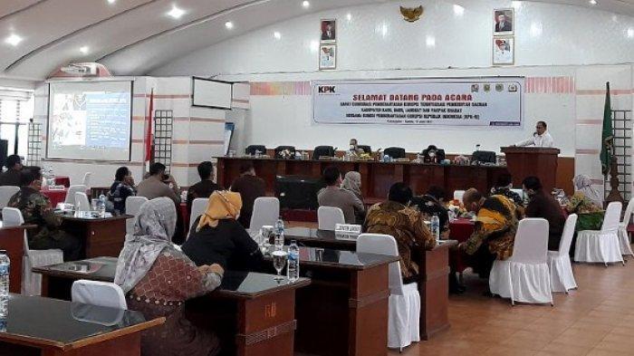 KPK Minta Keluarga Pejabat Ikut Berperan Mengantisipasi Korupsi Didik : Itu Antisipasi Paling Dekat