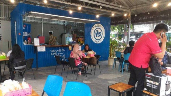 WAJIB Dicoba, Kopi Agan, Tempat Ngopi Murah Meriah dengan Harga Kaki Lima di Pusat Kota Medan