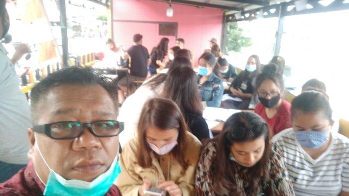 CERITA Korban Arisan Online di Tarutung Bernilai Miliaran Rupiah, Tergiur Bunga 40% Dalam 18 Hari
