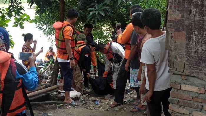 Hanyut Saat Mencuci Baju, Jasad Ani Ditemukan Tersangkut di Pinggir Aliran Sungai Silau