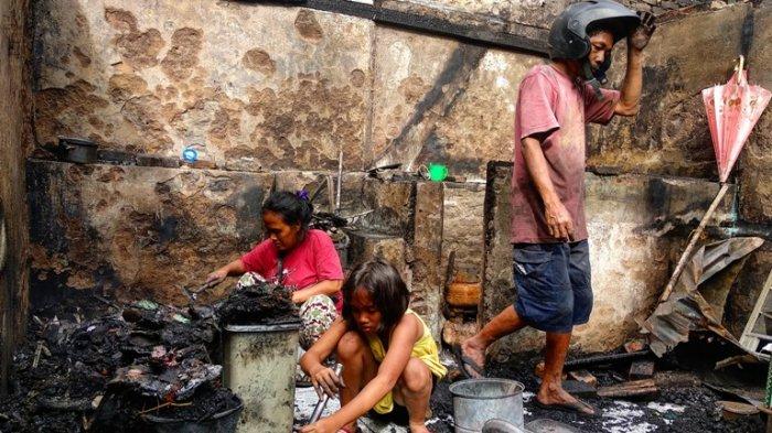 Korban Kebakaran di Mangkubumi Berharap Bantuan Rehabilitasi Rumah