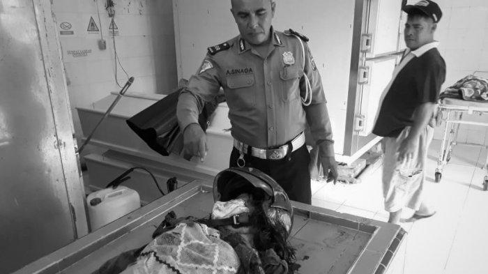 Innalillahi, Satu Keluarga Meninggal Dunia Dihantam Truk Bernomor Polisi Palsu