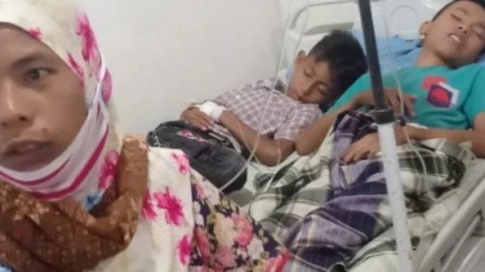 Usai Makan Bakso, 54 Warga Desa Rimba Soping Keracunan, Ada yang Muntah Darah