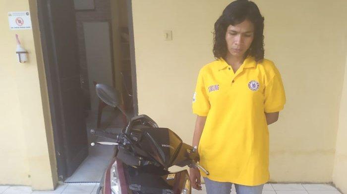 Gelapkan Sepeda Motor Mantan Suami, Sari Terpaksa Mendekam Dipenjara