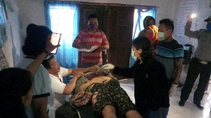 Satu Keluarga Terlempar Disambar Petir, Juliana Hutagalung Tewas
