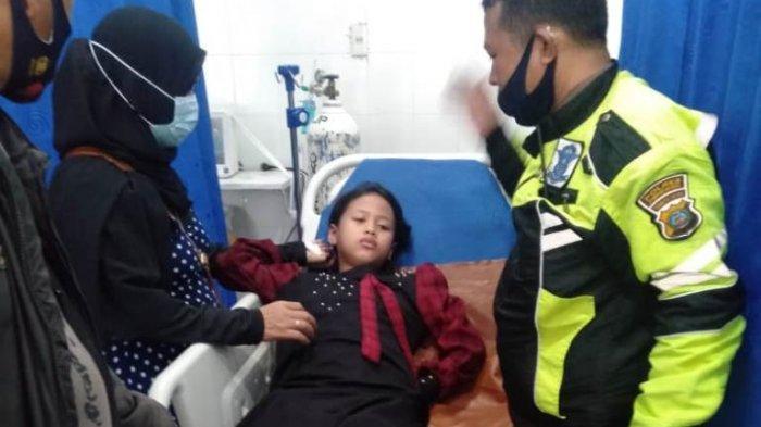 Menyedihkan, Jatuh Disenggol Mobil Bocah 10 Tahun Tewas Ditabrak Truk, Hidung dan Telinga Berdarah