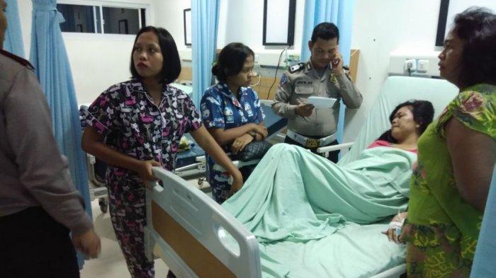 Bus Rombongan Siswa TK Masuk Jurang Sibolangit, 8 Orang Dilarikan ke RS Adam Malik