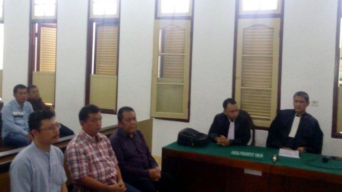 Korupsi Dana Hibah Rp 400 Juta, Pengurus Koperasi Dalihan Natolu Dituntut 1,5 Tahun Penjara