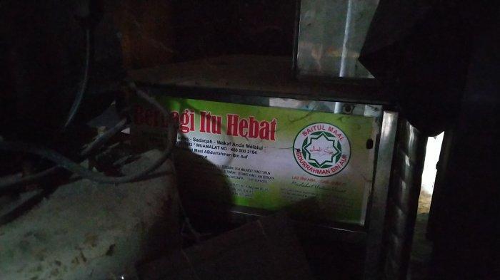 Kotak Amal Terduga Teroris di Sumut diduga Berafiliasi dengan Lembaga Amil Zakat Abdurahman bin Auf
