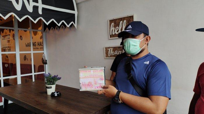 Diduga Danai Kegiatan Terorisme, Polres Asahan Amankan 3 Kotak Amal Laz Aba