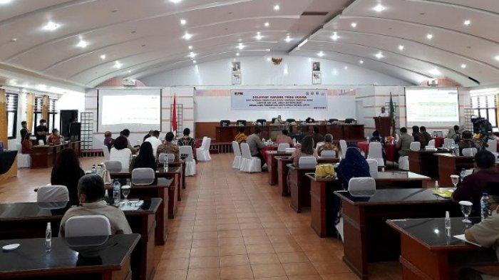 4 Kabupaten Ikuti Koordinasi Pencegahan dan Pemberantasan Korupsi Gelaran KPK RI