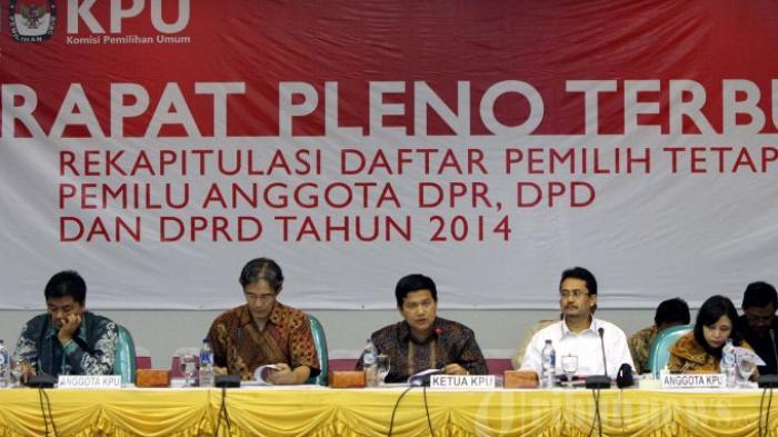 KPU: Hitungan Klaim Menang Prabowo-Hatta Tak Jelas