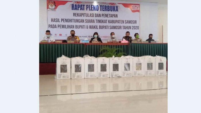 INILAH Keputusan Bawaslu Terkait Laporan Money Politics Rp 100 Miliar di Pilkada Samosir