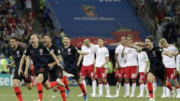 Menunggu Juara Piala Dunia 2018, Kroasia Terancam jika Adu Penalti Lawan Inggris